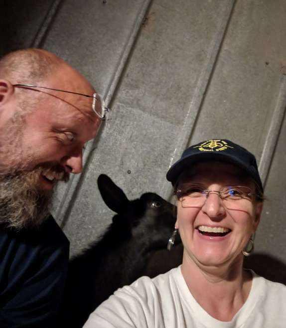 Goodnight Goat